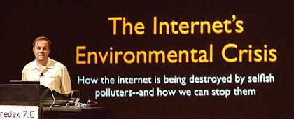 Internet Litter